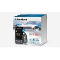 Автосигнализация Pandora DX-91 LoRa и рекорд дальности!