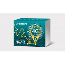 Pandora NAV-11 – новый 4G GPS-трекер с питанием от бортсети и аварийным питанием