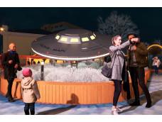 Как мы делали летающую тарелку «Pandora UFO»