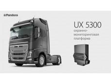 Pandora UX-53xx – новая охранно-мониторинговая платформа для грузовиков и спецтехники